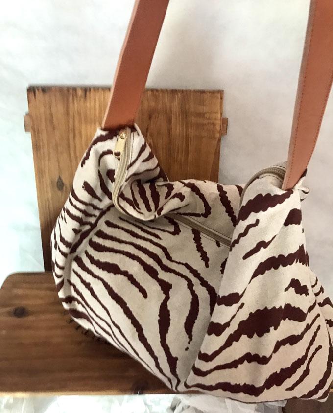 Bolsa de playa Amelie Safari3