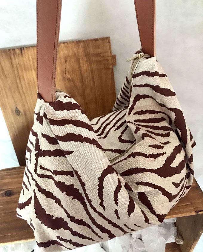 Bolsa de playa Amelie Safari2