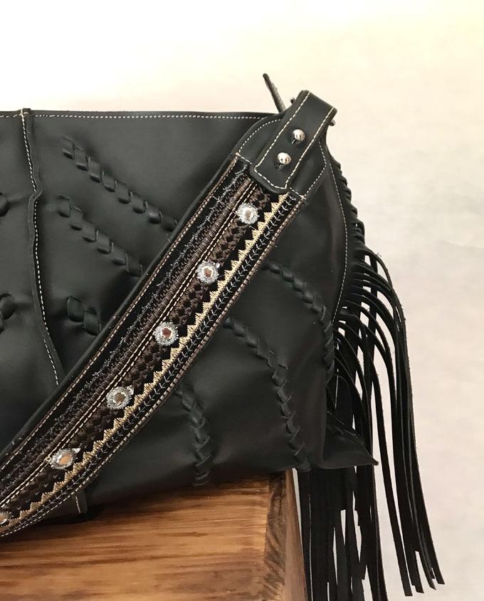 bolso piel negro bandida 08