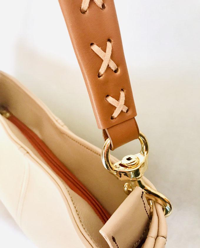 Fornitura dorada para bolso personalizado
