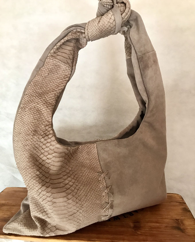 bolso de piel y ante color taupe2