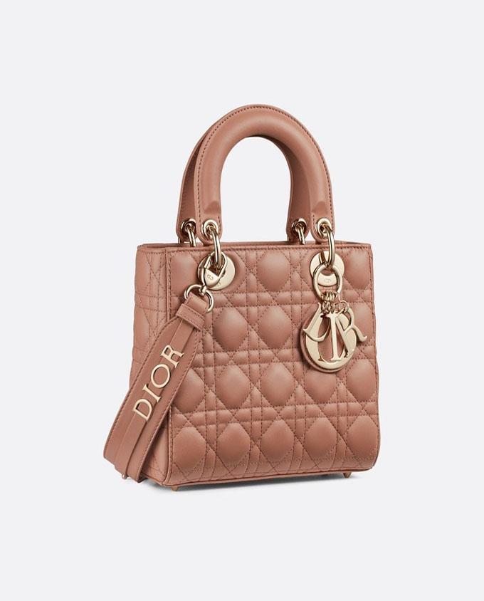Bolsos súperventas Lady Dior de Dior