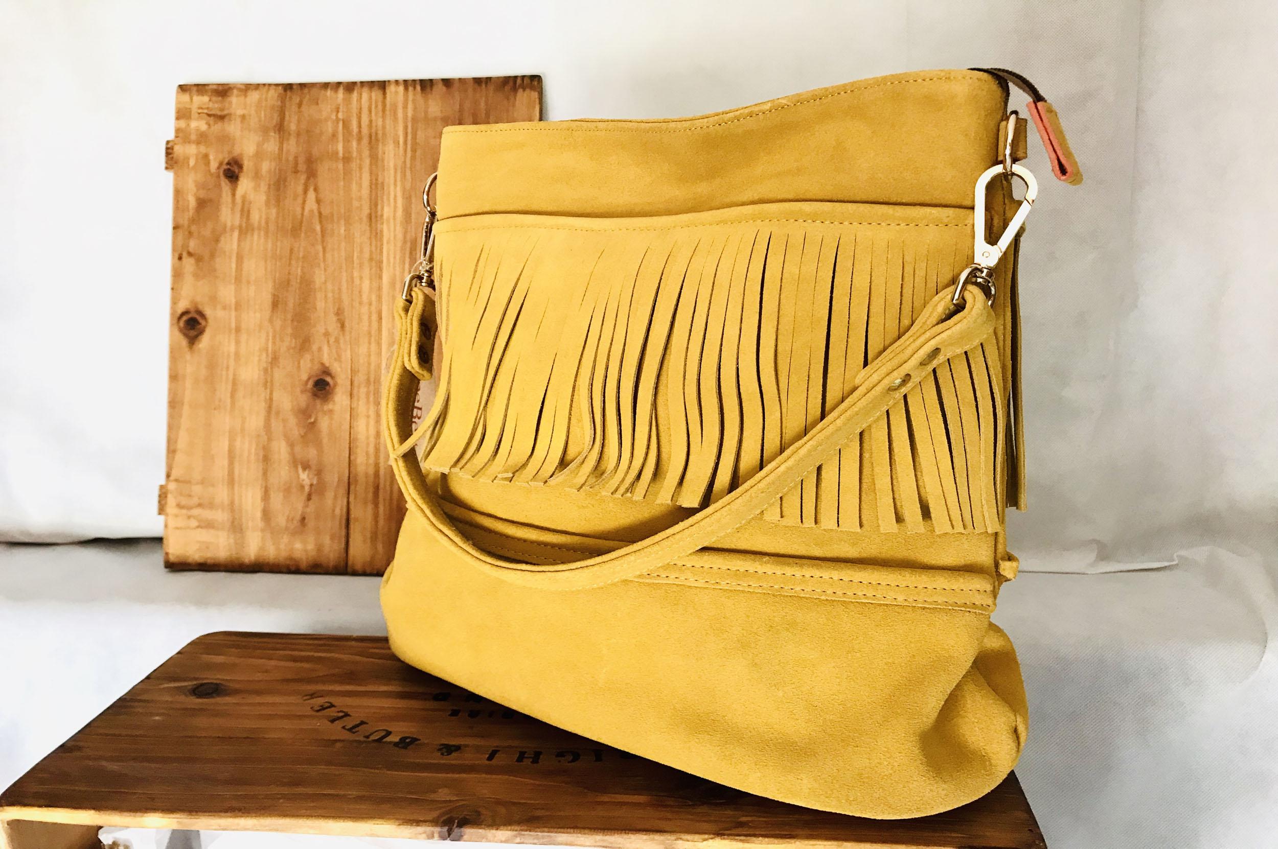 cuidar tu bolso de ante