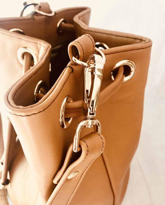 calidad bolso de piel